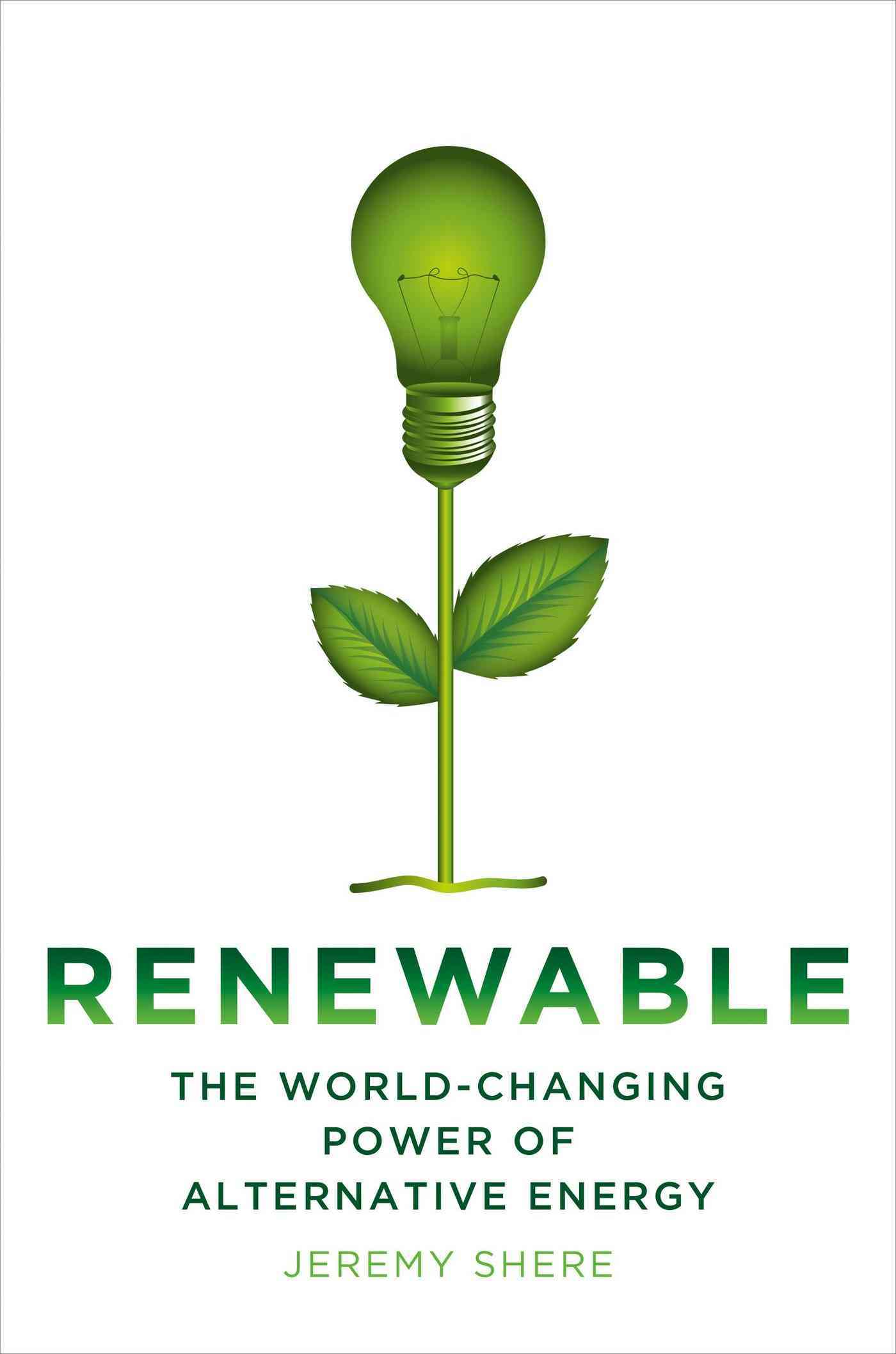 Renewable By Shere, Jeremy